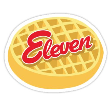Eleven from Stranger Things favourite food. • Also buy this artwork on stickers, apparel, home decor, and more.
