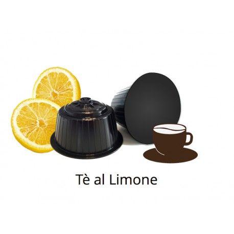 Compatibile Dolce Gusto Tè al Limone