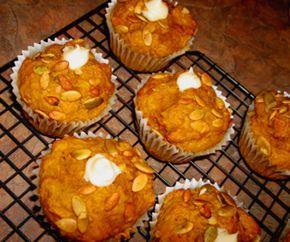 Tim Horton's Pumpkin Spice Muffin Copycat (Chris in Canada)