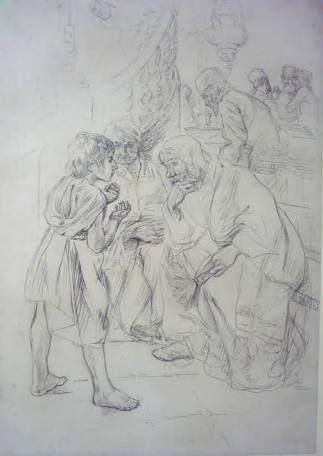 Image result for max liebermann junge jesus im tempel