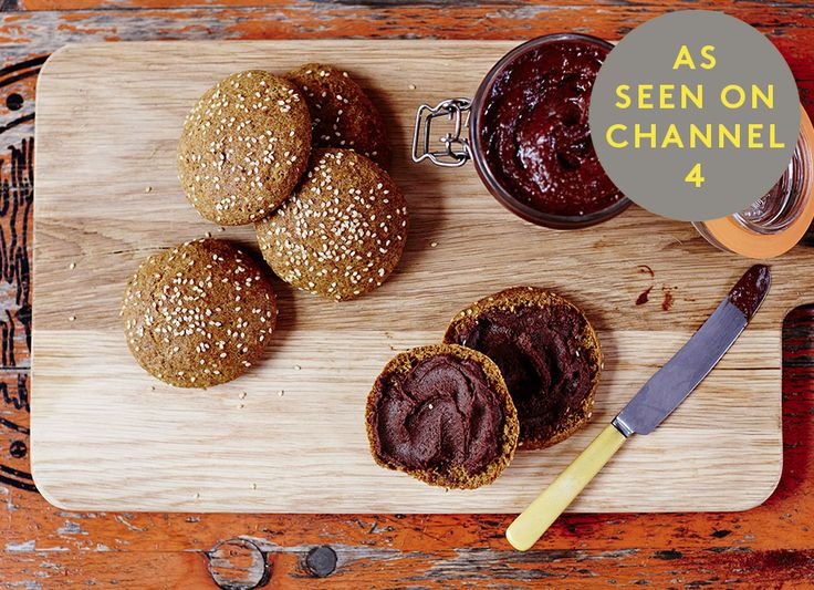 Creamy chocolate hazelnut spread is a real treat for breakfast or as a snack. We've created a simple wholefood version with a surprising ingredient! The recipe for this delectable BBtella is in our bestselling second cookbook Good + Simple and was featured on our Channel 4 series, Eating Well with Hemsley + Hemsley.