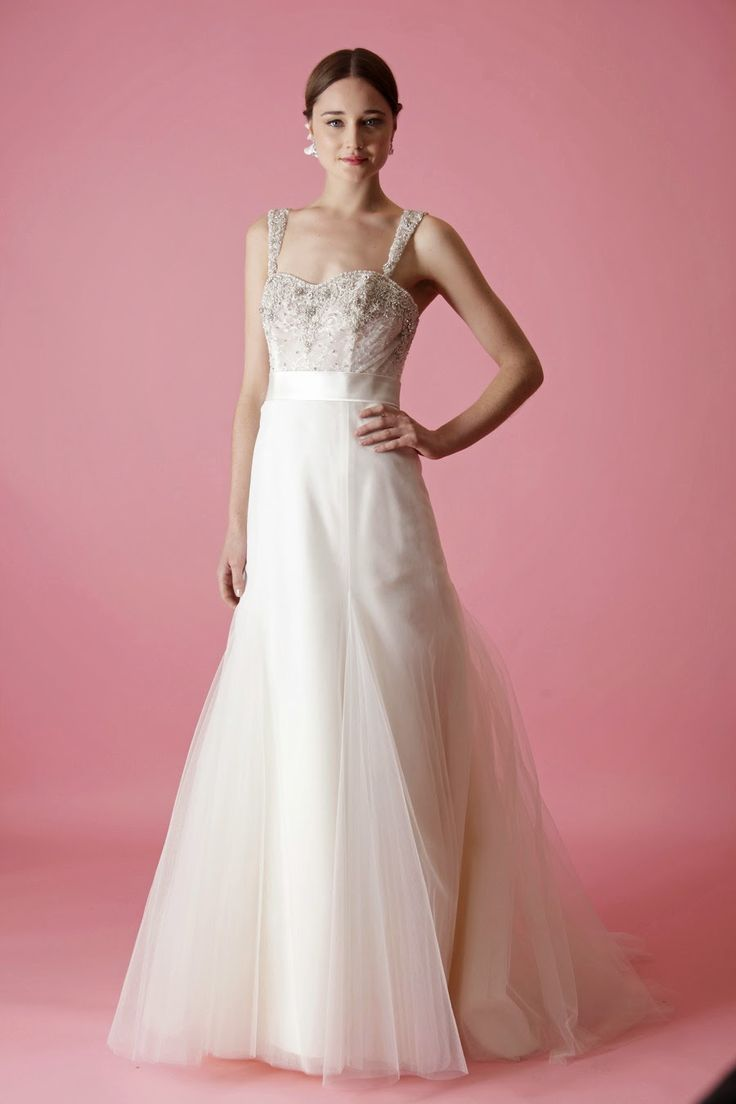 35 best wedding dresses images on Pinterest | Wedding dressses ...