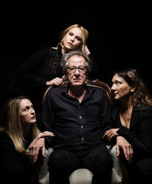 Viral News Updates: Geoffrey Rush: I May Have Touched Her Breast But It Wasnt