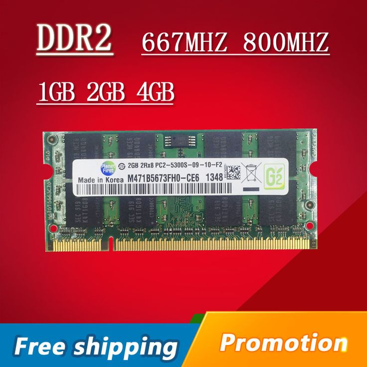 Sale 1gb 2gb 4gb DDR2 DDR 2 667 800 667mhz 800mhz PC2-5300 PC2-6400 sodimm so-dimm sdram Memory Ram Memoria For Laptop Notebook #CLICK! #clothing, #shoes, #jewelry, #women, #men