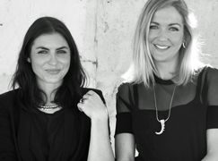 Meet Sharona Harris and Rachel Ford, the talented duo behind Australian jewellery label Ford+Harris. Read our Q+A on shoptrawl.com, the one-stop destination for Australian and NZ style