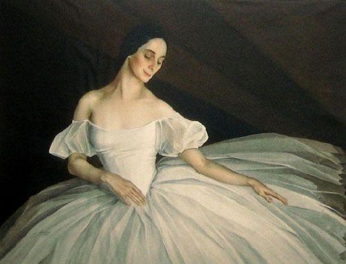 Замечательные женские портреты Савелия Сорина (1878-1953)