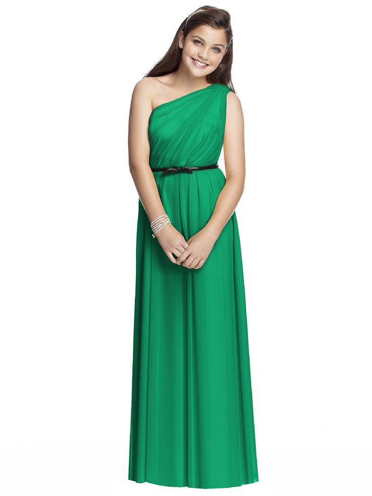 Junior Bridesmaid Dress Style JR525 http://www.dessy.com/dresses/junior-bridesmaid/jr525/