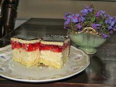 "Domowe ciasta i obiady: Ciasto ""Pokusa"""