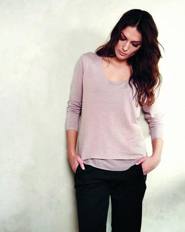 soyaconcept - blouse - knit - pants
