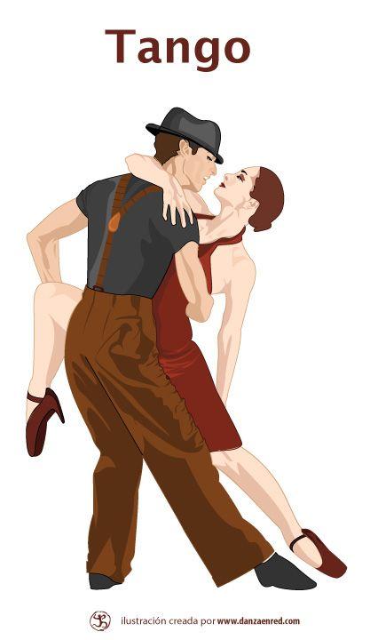 Hoy el Tango, la seducción y los roles de los bailarines estarán con #DanzayGénero #Sigaladanza.