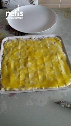 Az Malzemeli Portakallı Lokum (kremsantisiz )