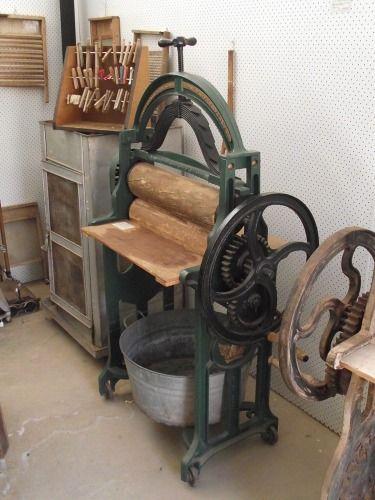 Home machinery