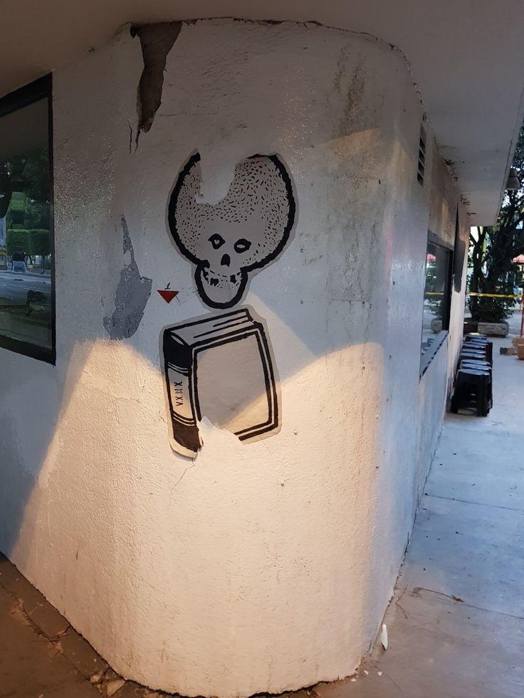 Av. Insurgentes #streetart #cdmx