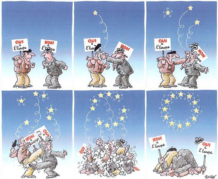 Οι «κακομαθημένοι» πολιτικοί απειλούν την Ευρώπη www.sta.cr/2t9X8