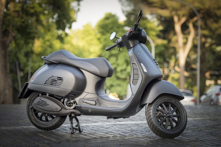 The best custom Vespa in the world