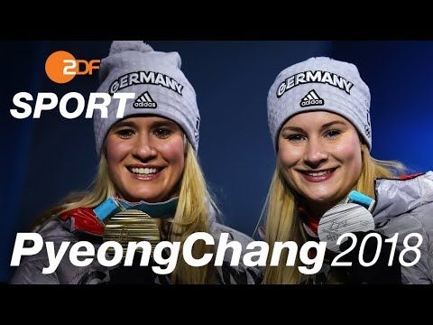 Glückstränen bei Siegerehrung   Olympia PyeongChang 2018 - ZDF - YouTube