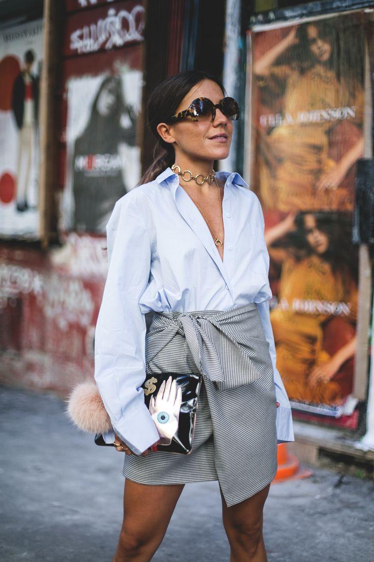 Las razones por las que te tienes que comprar la falda de temporada de Zara...