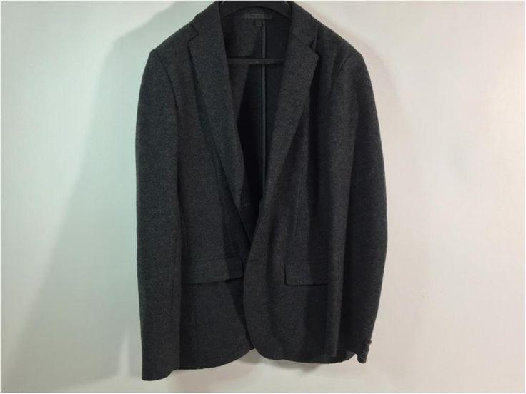 Annons på Tradera: Uniqlo, Wool Collection, Kavaj i 100% Ull, Strl: M