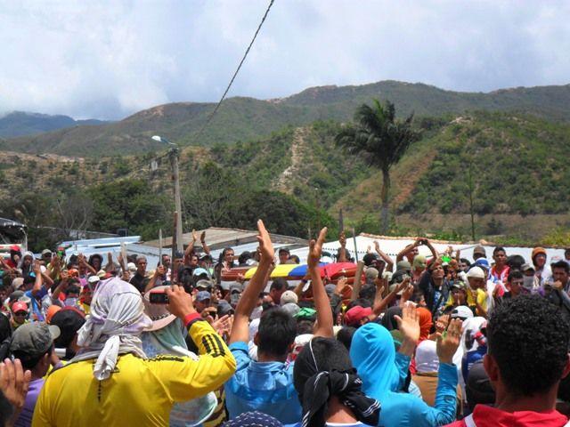 Paro 2013, ASCAMCAT, acompañamiento, movilización, IAP, mártir, homenaje