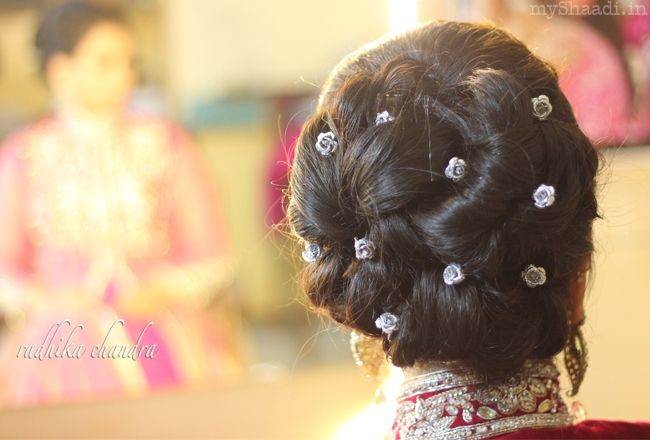 Indian Bridal Make-Up and Hair Looks by Bhaavya Kapur | Myshaadi.in