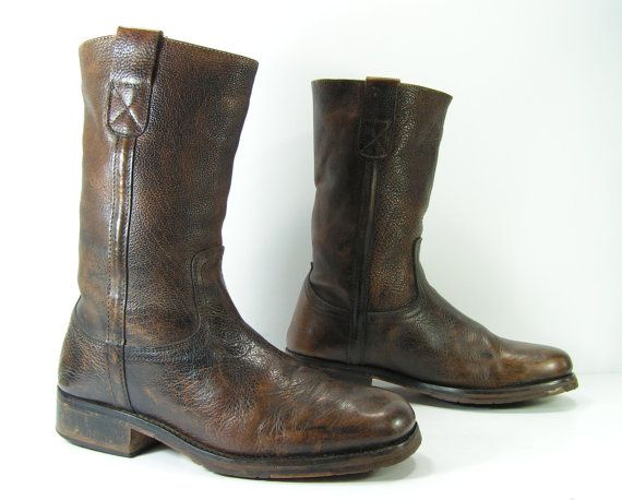1000  images about Boots on Pinterest | Casual boots, John deere ...