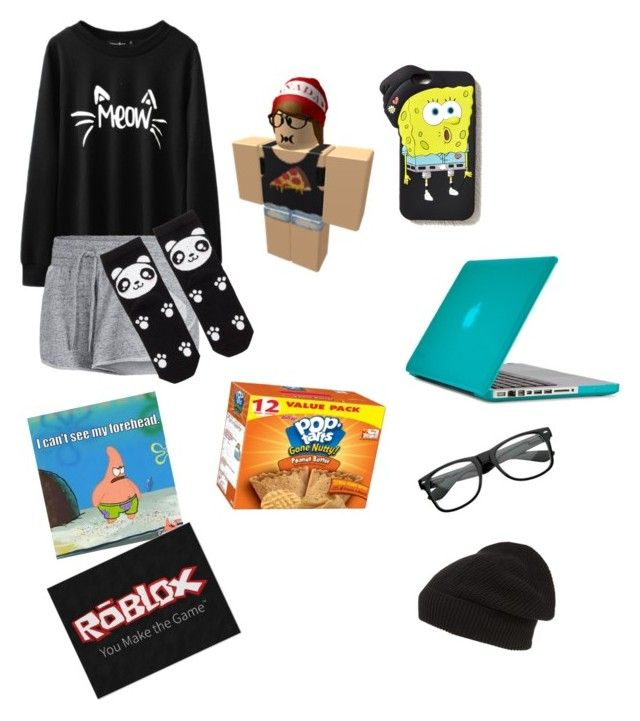 """watching spongebob,eating a poptart,playing roblox on my apple laptop,stalking magcon on instagram()on my phone,and sitting here bored"" by btayflips ❤ liked on Polyvore featuring Phase 3, Speck, Lorna Jane, Monki and Forever 21"
