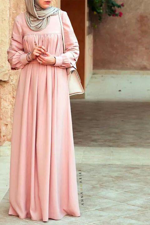some beautuful abaya...Annah Hariri, muslimah fashion hijab fashion maxi dress beautiful abaya