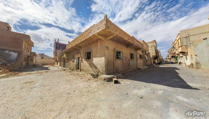 Palmyra - Syria country.