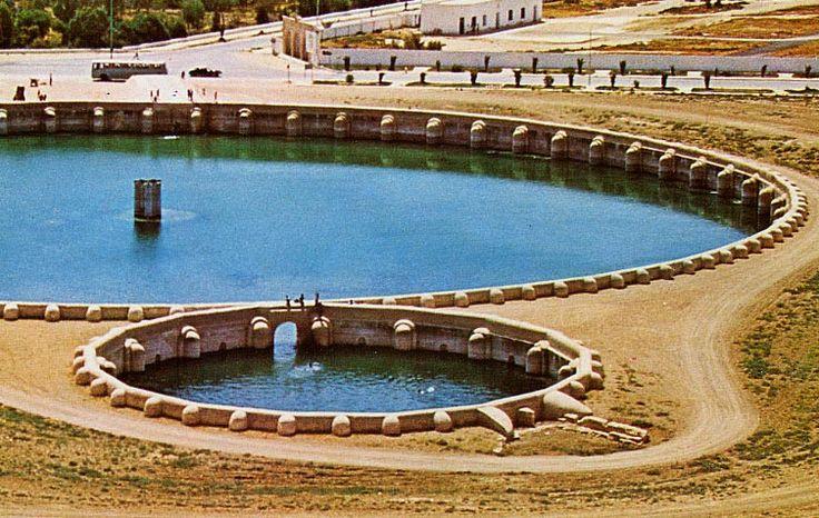 Les bassins des Aghlabides  -Kairouan-