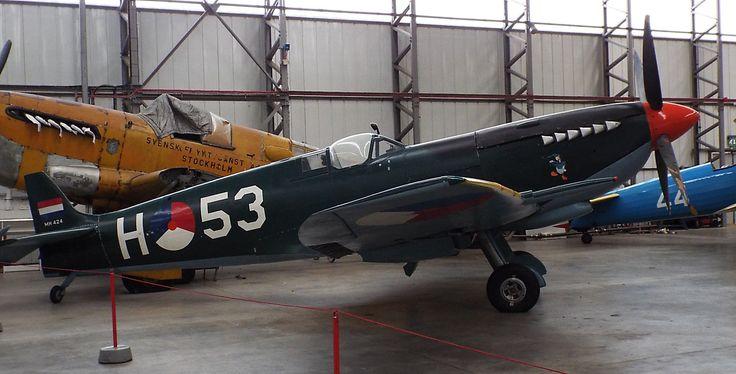 Supermarine Spitfire Imperial War Museum Duxford