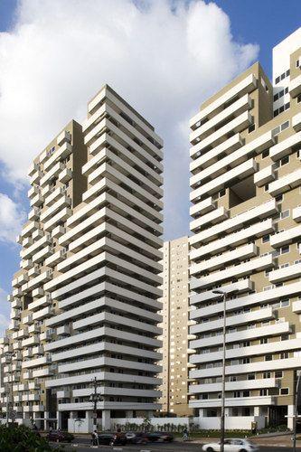 Königsberger Vannucchi Arquitectos Asociados — Top Towers