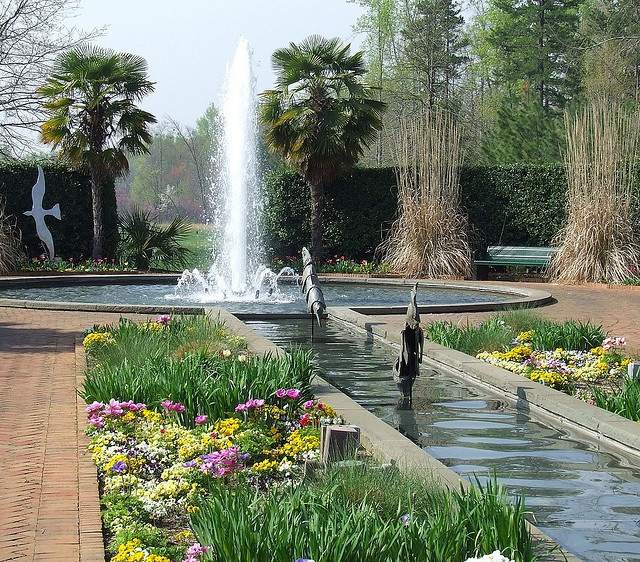 Canal Garden At Daniel Stowe Botanical Garden Nc Bucket List Pinterest Gardens Pretty