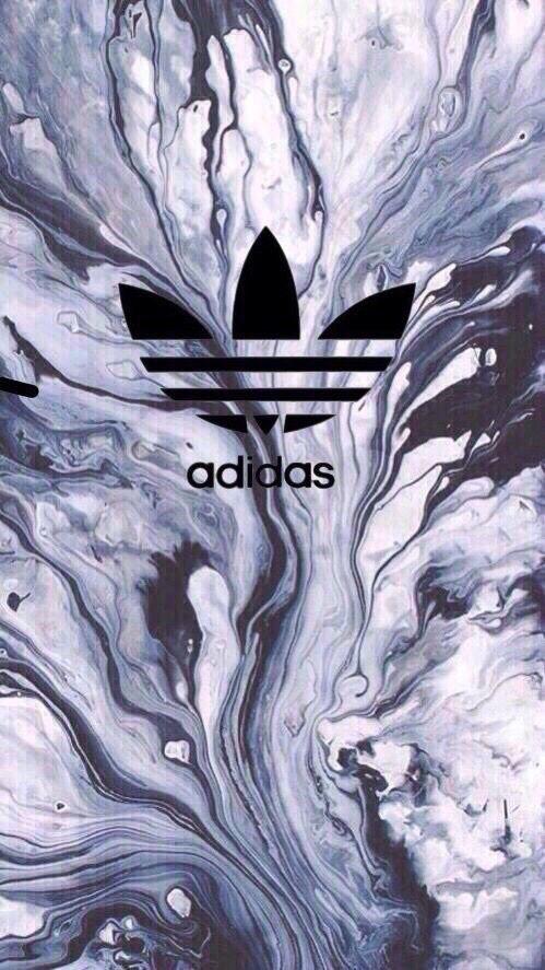 adidas logo tumblr background