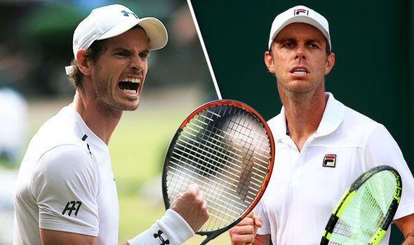 Andy Murray v Sam Querrey LIVE: Wimbledon score and updates as Brit bids to reach semis
