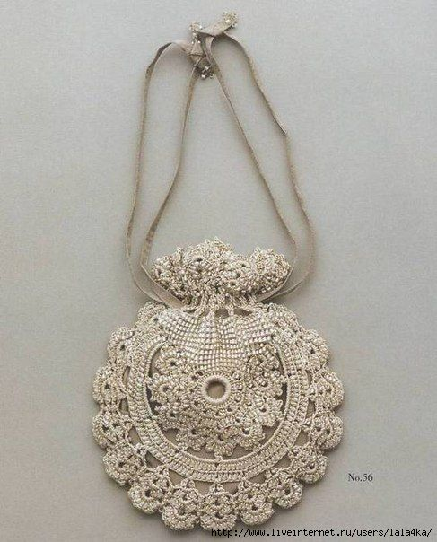 Free Crochet Wedding Bag Pattern : 25+ best ideas about Lace Bag on Pinterest Handmade bags ...