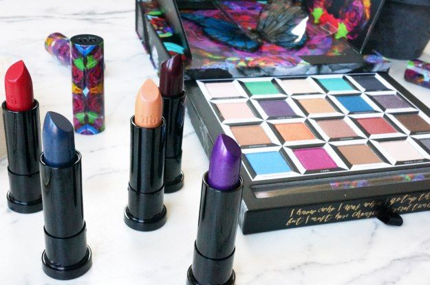 The Urban Decay Alice Through The Looking Glass collection.