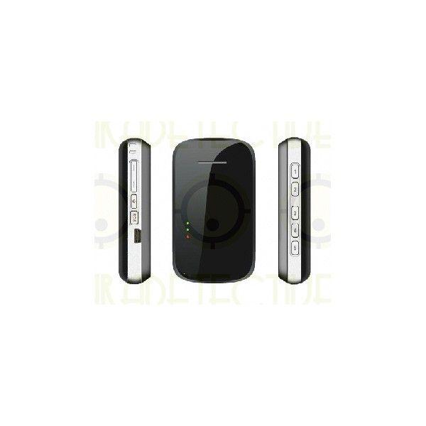 El GPS TK-600 no requiere de ninguna cuota mensual. Podrá ver la posición en tiempo real desde cualquier smartphone o PC. Ideal para el control de personas, vehículos y mercancías.