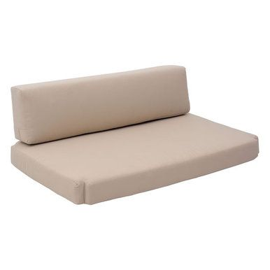 Outdoor Sofa Cushion (Beige)