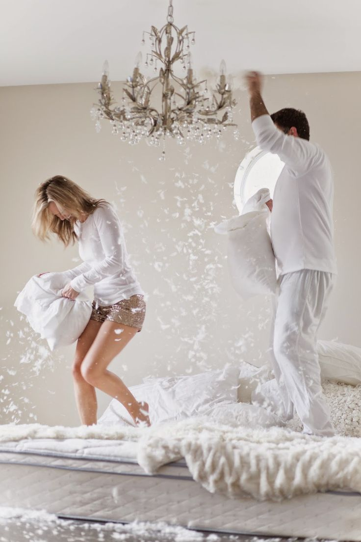 86 best Feather Pillow Fight images on Pinterest | Pillow ...