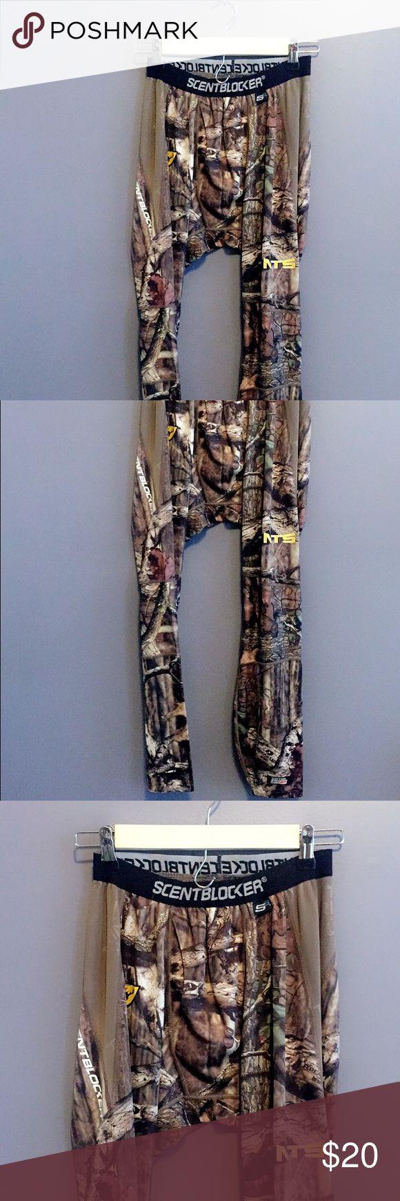 Hunting Pants New hunting leggings with elastic band. MENS MEDIUM scent blocker Pants Leggings