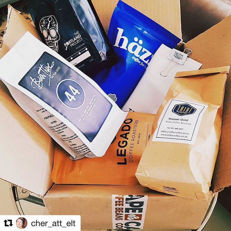 #Repost @cher_att_elt (@get_repost)  Feels like #Christmas  when the #onlineshopping purchase arrives - #CapeCoffeeBean  is #superefficient and makes tasting new brews and finding all my faves SOOO easy - #butfirstcoffee  #AlwaysaTreatToTryaNewRoast #SouthAfrica #CoffeeBeanRoasters #CoffeeCulture  and PS kudos to #DawnWing #Couriers who arranged for an alternate drop when I wasn't at home #twitter #pinterest
