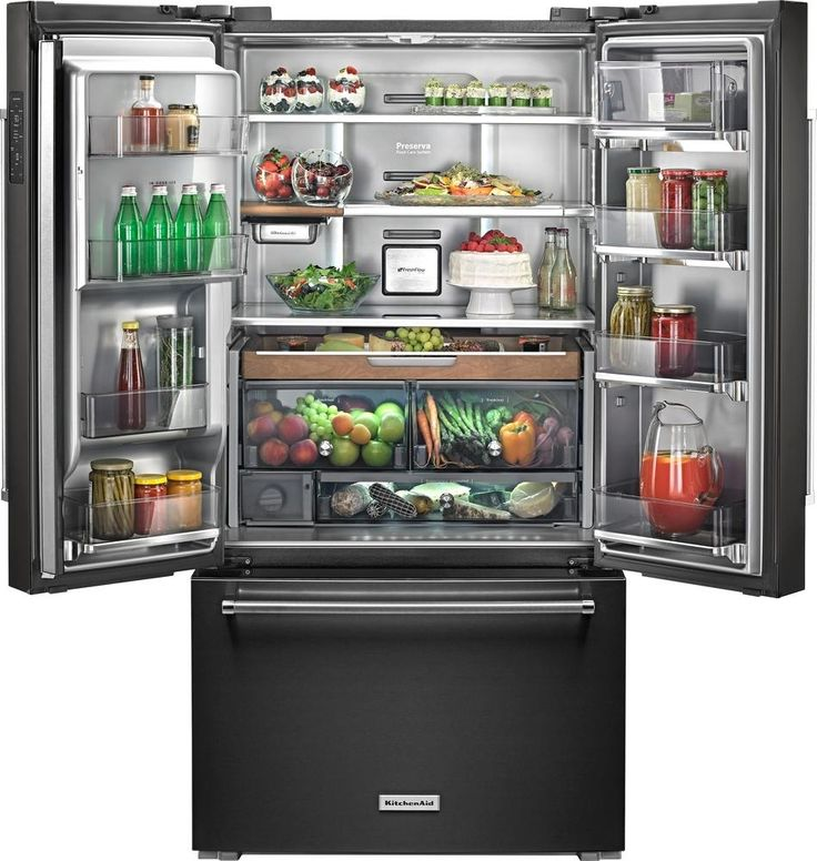 Cabinet Depth Kitchenaid Refrigerator