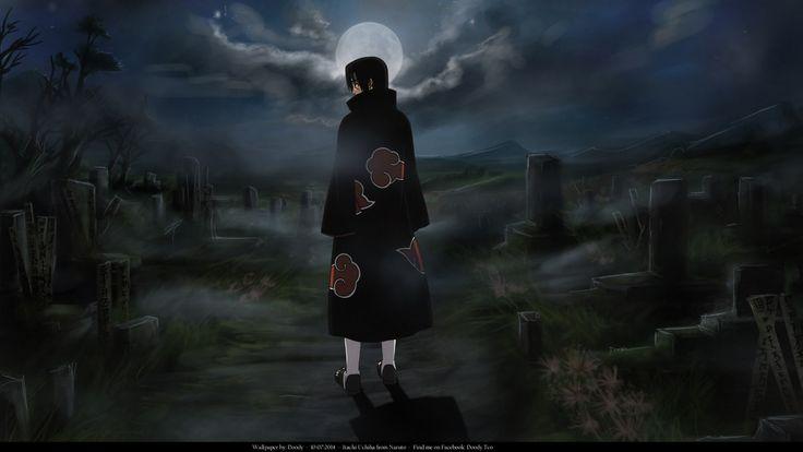 Sasuke Uchiha Wallpaper Stars by LightsChips on