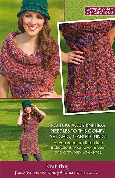 free knitting pattern.