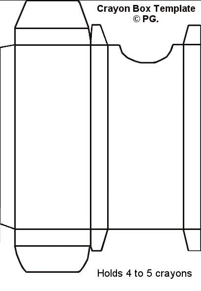 79 Best Paper Craft Templates By Pam Images On Pinterest