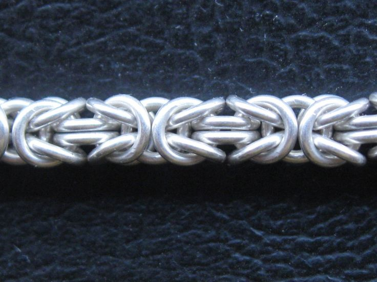 Byzantine Chainmaille Tutorial