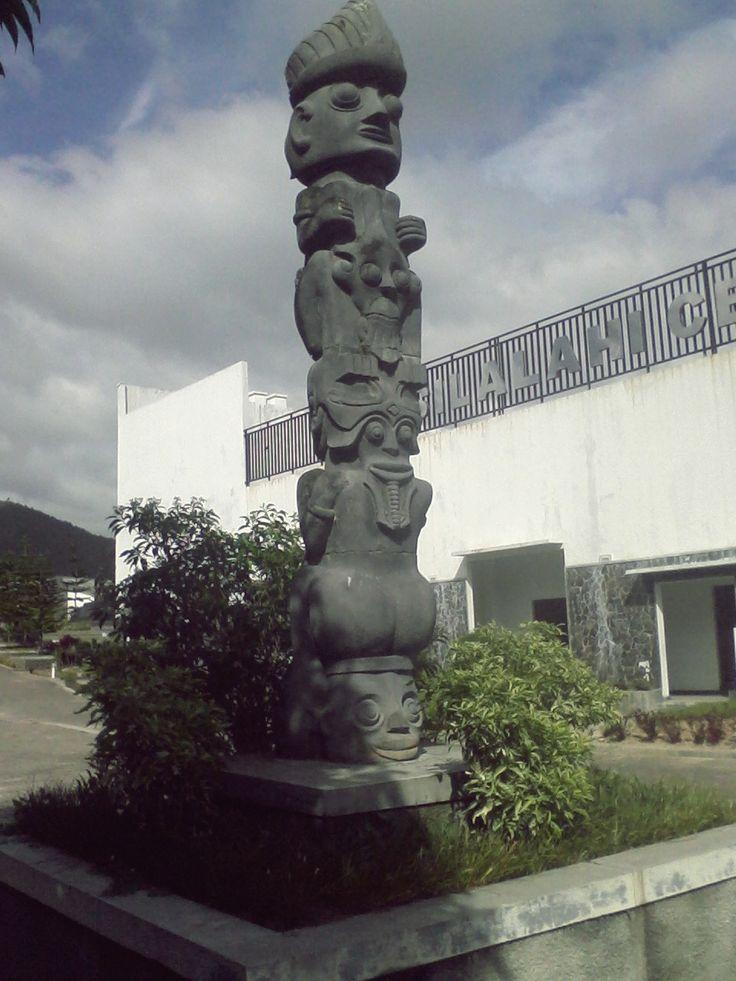 Bataknese sculpture