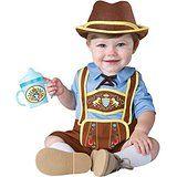 Halloween cashback InCharacter Costumes Baby Boys' Little Lederhosen Costume