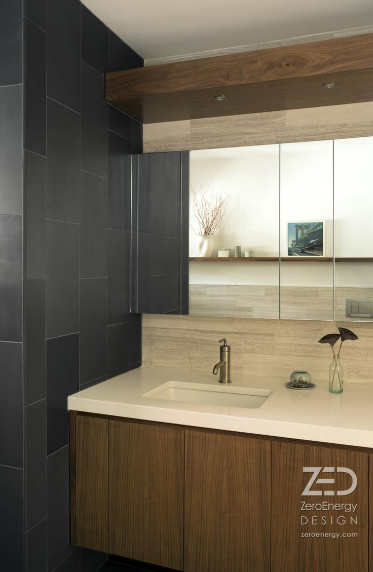 79 best bathroom images on pinterest bathroom ideas room and modern bathroom by green architect zeroenergy design