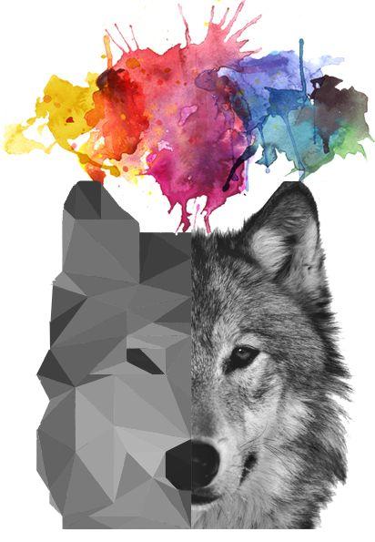 low polygon wolf  https://www.google.com.au/url?sa=i&rct=j&q=&esrc=s&source=images&cd=&cad=rja&uact=8&ved=0ahUKEwj71ruejIrSAhXCi5QKHdA-B9UQjhwIBQ&url=https%3A%2F%2Fwww.pinterest.com%2Fexplore%2Fwolf-face%2F&psig=AFQjCNGHjQfKcPJnkPpHLSyshNk7TheSIg&ust=1486957734612346…
